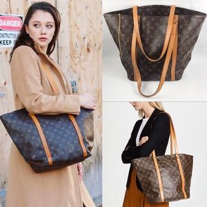 😍BEAUTIFUL 😍LARGE TOTE RETIRED LOUIS VUITTON